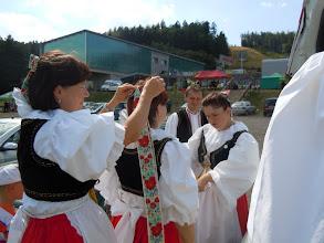 Photo: Mašlový rituál