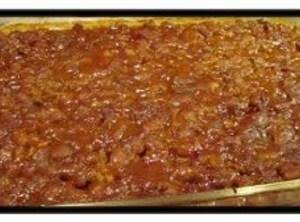 Easy Baked Beans 4 Ingredient