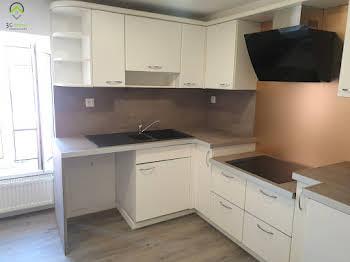 Duplex 3 pièces 75 m2