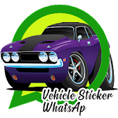 Vehicle WaSticker - WAStickerApp Android APK Download Free By Irma Studio