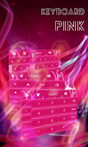 玩免費個人化APP|下載键盘粉红斑马主题 app不用錢|硬是要APP