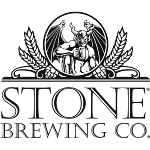 Logo of Stone IPA On Cask With Chinook Cascade Hops