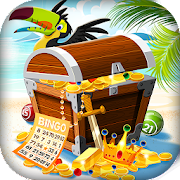 Bingo Treasure Quest - Paradise Island Riches