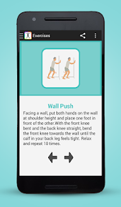 Daily Senior Fitness Exercise screenshot 4