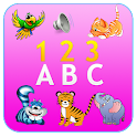Animal Sounds ABC 123 For Kids icon