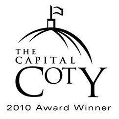 The Capital Contractor of the Year 2010 Award Winner