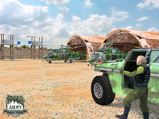 Army Criminals Transport Plane 2.0 4 screenshots 12