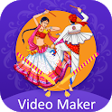 Navratri Video Maker - Photo Video Editor 2021 icon