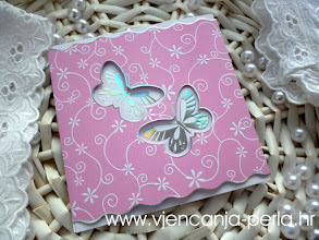 Photo: Pozivnica Happy Butterflies: 160258 Cijena: 11,90 kn