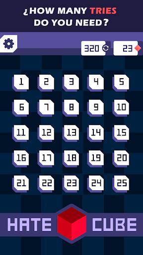 World's Hardest Game: HATE CUBE 1.3 screenshots 2