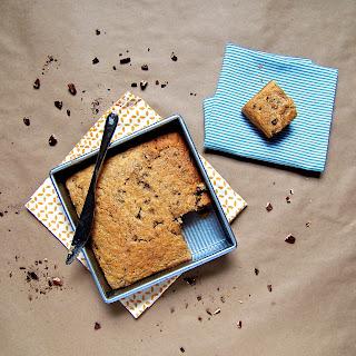 Vanilla Pecan Breakfast Cake