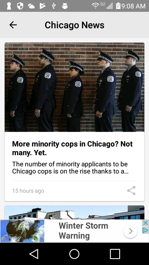 Chicago Sun-Times- screenshot