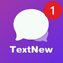 TextFun : Free Texting & Calling icon
