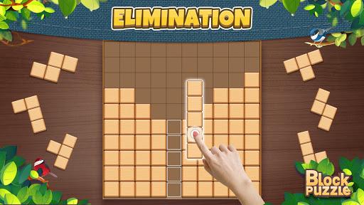 Wood Block Puzzle: Classic wood block puzzle games 1.0.1 screenshots 2