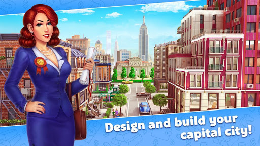 Golden Valley City: Build Sim screenshot 1