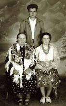 Photo: Aniela Hajnos,NN, Aniela Sojka