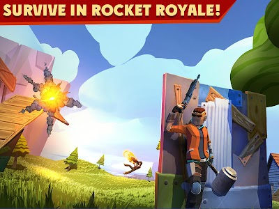 Rocket Royale 1.9.2 (Mod Money)
