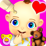 My Baby: Baby Girl Babsy 4.0 Apk