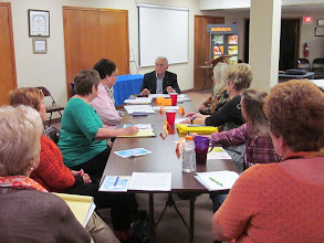Photo: Board Meeting