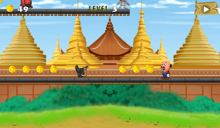 Motu Patlu Running Game 1.0 screenshot 506194