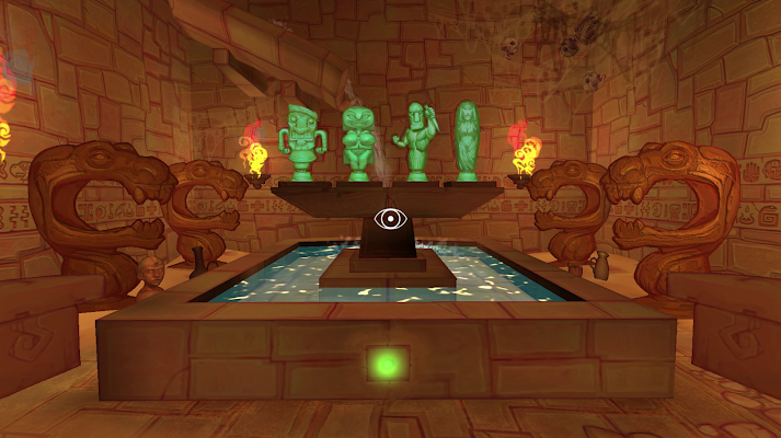 Hidden Temple - VR Adventure - screenshot