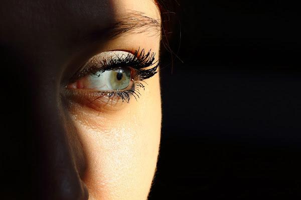 Riflessi nell'occhio