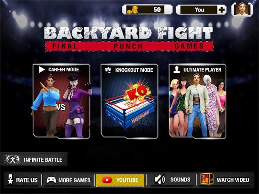 ... Girls Backyard Wrestling: World PRO Wrestler Mania screenshot 15 - Girls Backyard Wrestling: World PRO Wrestler Mania APK Download