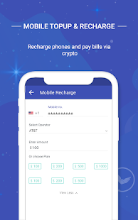 universal wallet for cryptocurrency