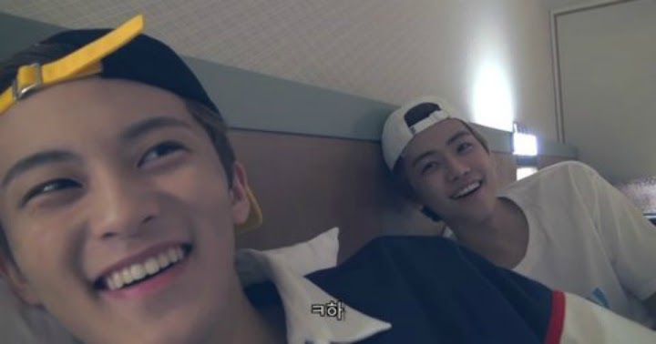 You Won't Believe How NCT's Jaemin Wakes Up Mark In The Morning