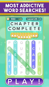 Word Search Addict – Word Search Puzzle Free 1.124 Mod Android Updated 3