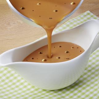Aprikosen-Pfeffer-Soße