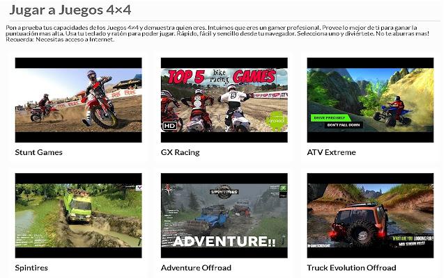 Juegos 4x4 | AppbBack.pw