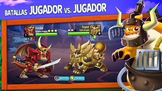 Dragon City: ¡Lucha Con Tu Dragón, Cría Huevos! 4