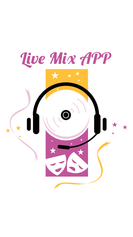 Live Mix App- screenshot