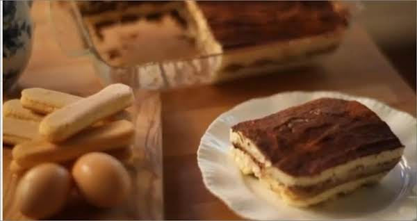 Traditional Tiramisù Recipe