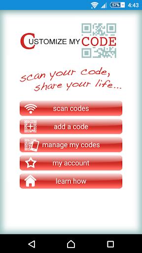 CustomizeMyCode