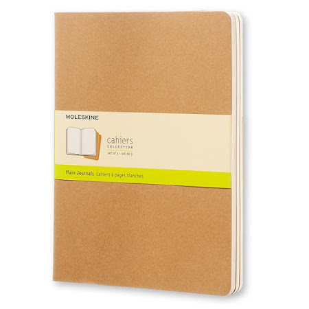 Cahier Journal XL Kraft