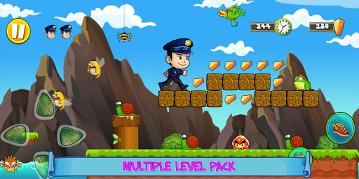 Cheese Police Adventures apktram screenshots 3