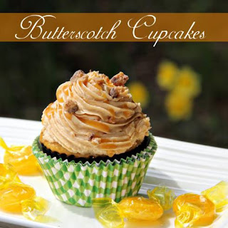 Butterscotch Cupcakes Recipes.