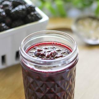 Blackberry Vanilla Jam.