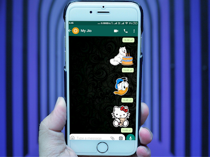 Download Kids Stickers For Whatsapp - WAStickerapps For PC Windows and Mac apk screenshot 8