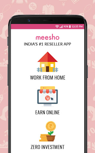 Meesho - Supply for Resellers. Share & Earn. 3.3 screenshots 1