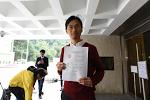 不滿參選村代表被DQ 朱凱廸提選舉呈請