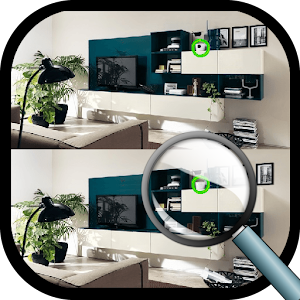 Find the Differences: Rooms for PC and MAC