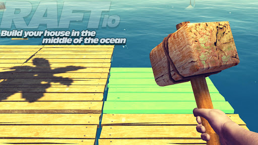 Ocean Raft for PC