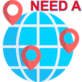 NEEDA-Search nearby places 🗺️, location📍