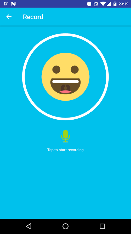 PicaSound - fun with emoji- screenshot