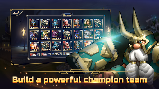 War Of Champions 1.1.421 APK MOD screenshots 1