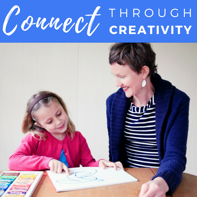 Connecting Through Creativity - a mini course