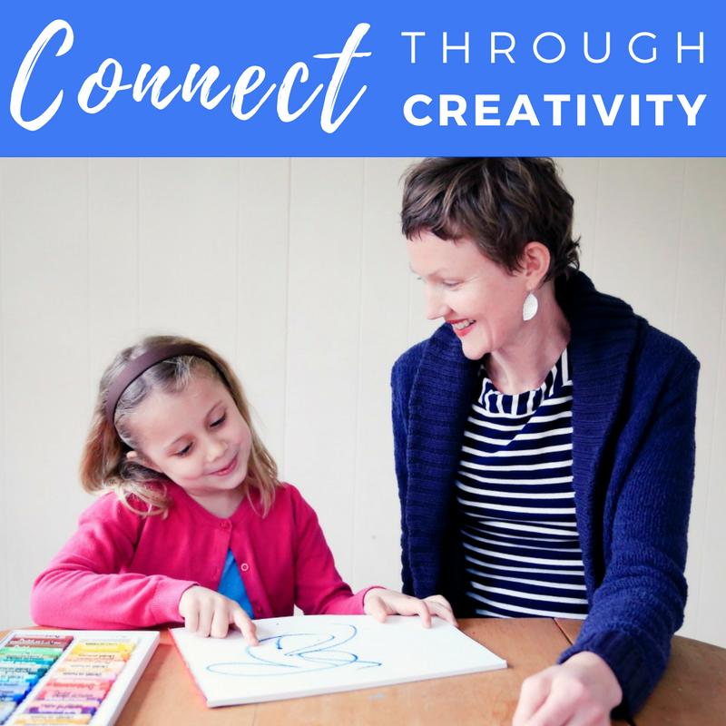 Connecting Through Creativity - a mini course